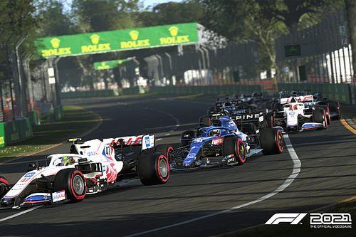 Las polémicas notas de los pilotos en el videojuego 'F1 2021'