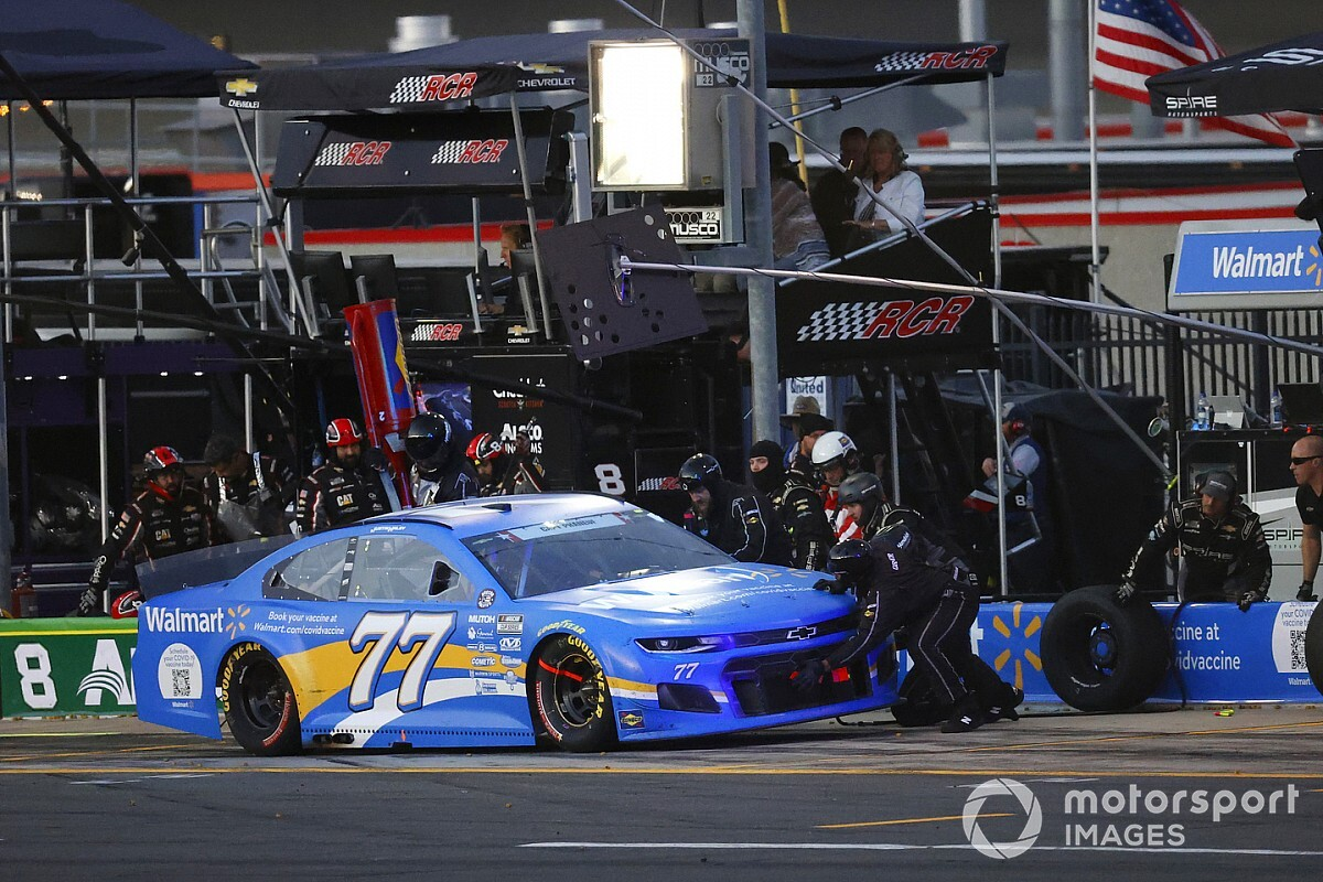 Spire Motorsports crew chief suspended; team adds new driver thumbnail