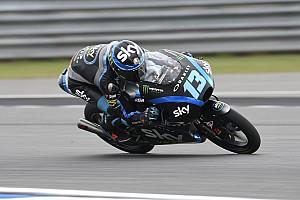 Moto3 Buriram: Eerste pole-position voor VR46-rijder Vietti