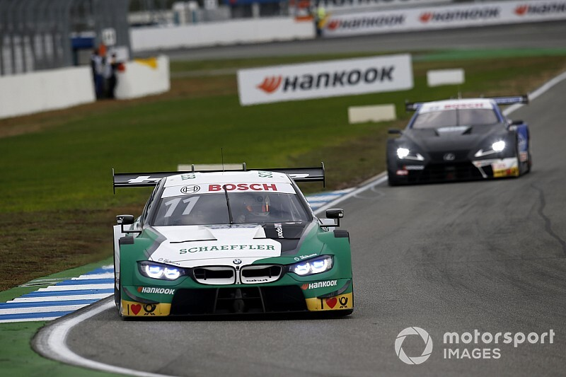Hockenheim DTM: Wittmann sets Friday practice pace