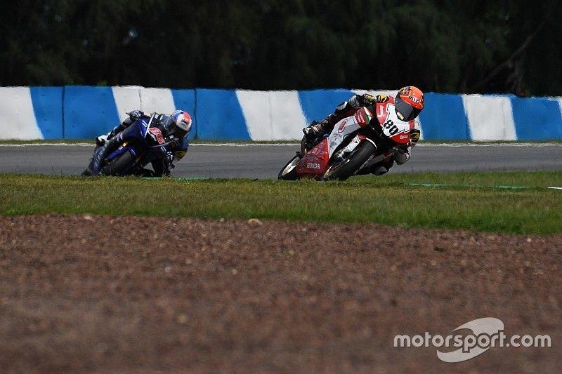 China ARRC: Sethu scores top 10 finish for Honda India