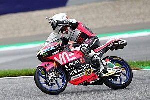 Moto3 Austria: Romano Fenati sabet kemenangan