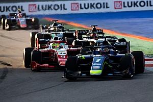Az F2 második tesztnapján ismét Deletraz volt a leggyorsabb