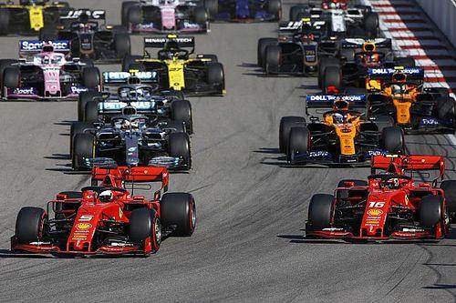 "Binotto desgrana el ""acuerdo"" pre carrera de Ferrari en Rusia"