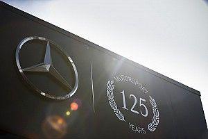 Mercedes nega rumores de saída da F1 em 2020