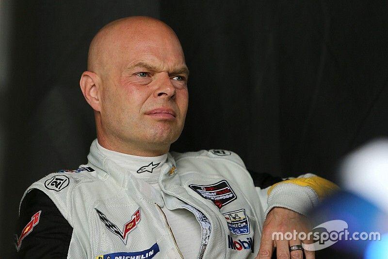 Jan Magnussen e Corvette Racing si separano dopo 16 anni assieme