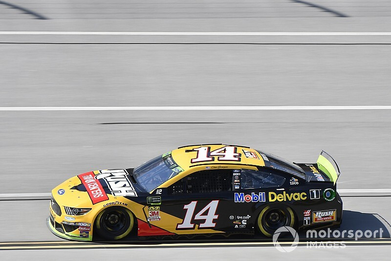 Clint Bowyer tops Friday's final Cup practice at Talladega