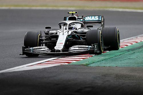 Hamilton diz que Bottas pegou vácuo em volta mais rápida no treino livre