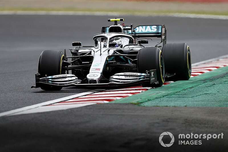 "Hamilton: Bottas had ""massive"" 0.5s tow on fastest lap"