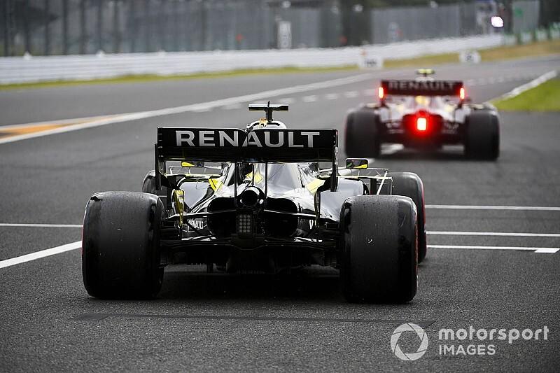 A Renault nem szenved anyagi károkat a McLaren távozása miatt