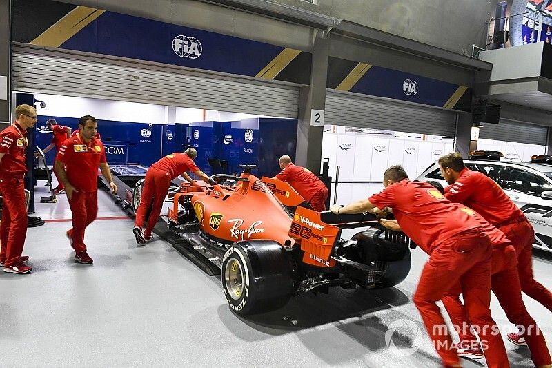 Ferrari lamenta las quejas de sus rivales por su motor