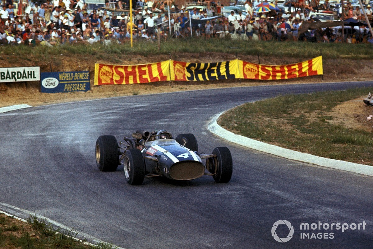 Retro: Toen de Formule 1 in januari reed