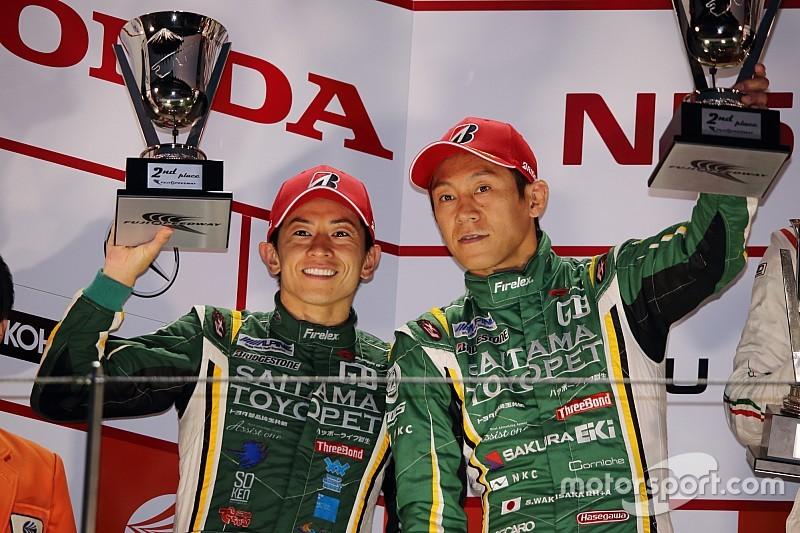 苦手の富士で2位。脇阪薫一、52号車の進歩を実感「3年間の苦労が活きた」
