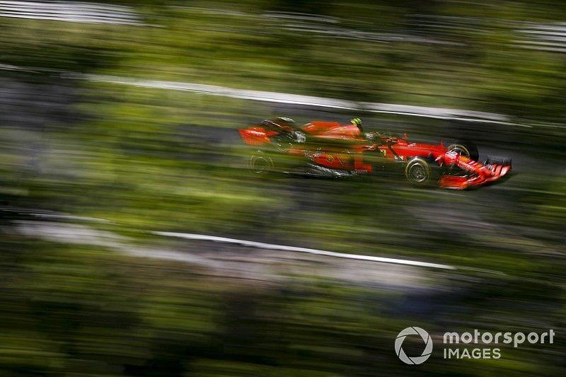 Las simulaciones de Ferrari vaticinaban... ¡que serían doblados!