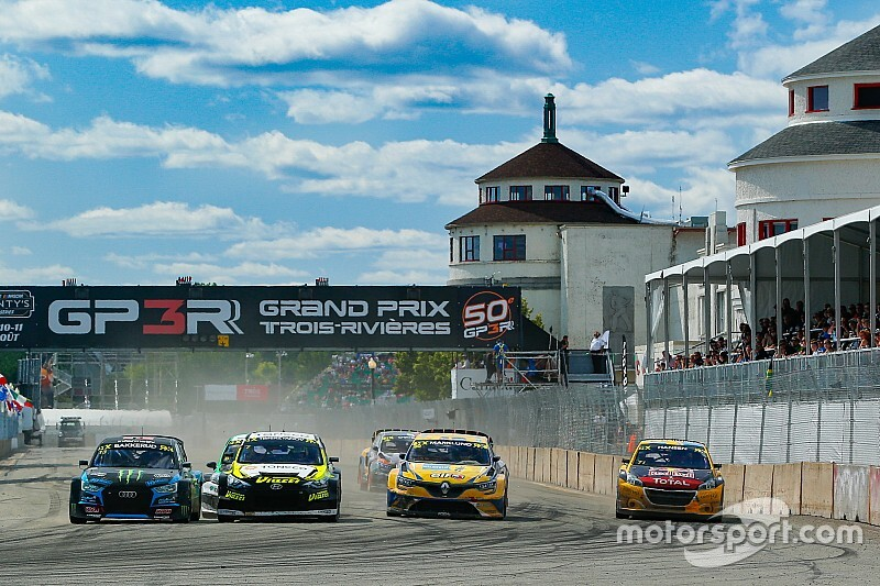 Nurburgring added to 2020 World Rallycross calendar