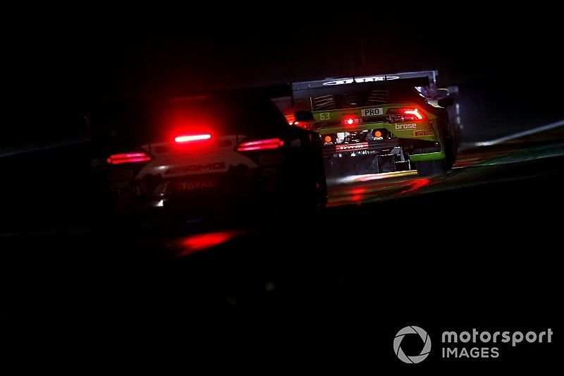 Spa 24h red-flagged due to heavy rain