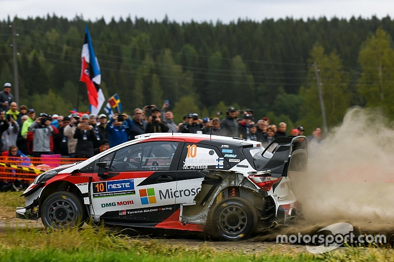 Why Toyota must rein in its WRC support players