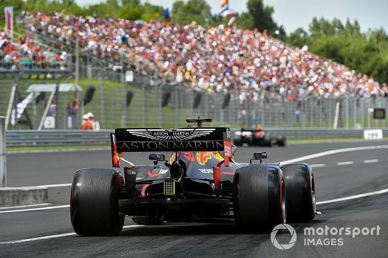 Verstappen: Pole position to nagroda za rozwój silnika