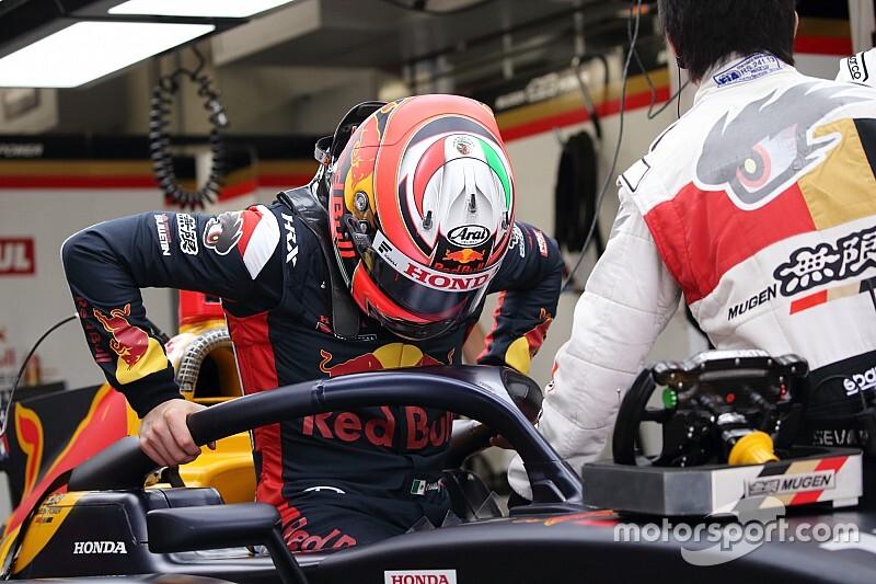Cinq mois plus tard, O'Ward quitte le Red Bull Junior Team