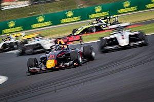 F3イギリス:ヴィップスがポールから快勝で今季2勝目。角田裕毅14位