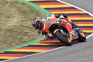 Запасной гонщик Honda Брадль объяснил, как с первой же попытки проехал лучше Лоренсо