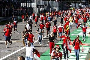 Зрителями Гран При Италии будут 250 медиков