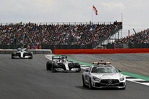 Hamilton szenzációs előzése, majd Bottas visszavág: videó