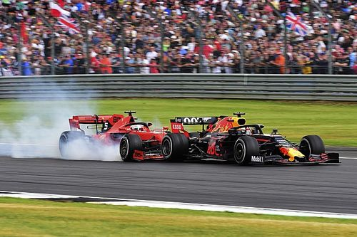 Dit schreven internationale media over Verstappen (en Vettel) op Silverstone