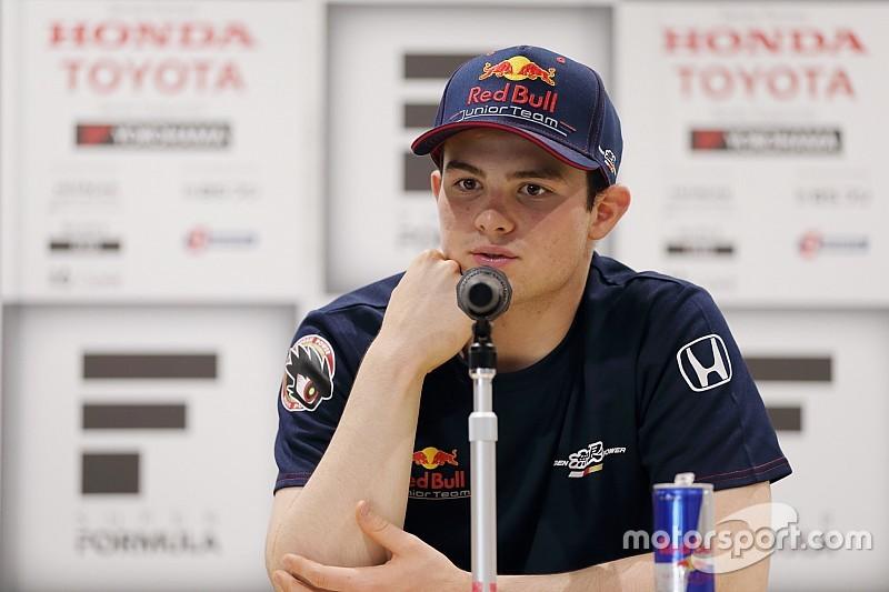 Marko satisfecho con debut de O'Ward en la Súper Fórmula