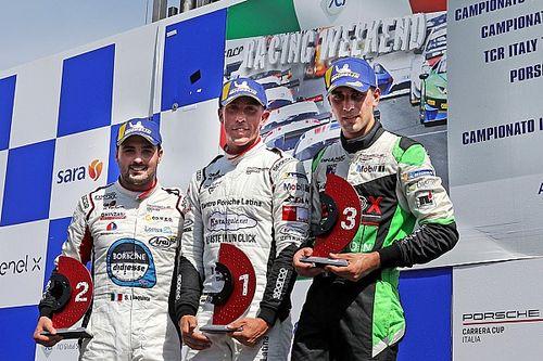 Carrera Cup Italia, Vallelunga: Iaquinta gode, Fulgenzi ci pensa