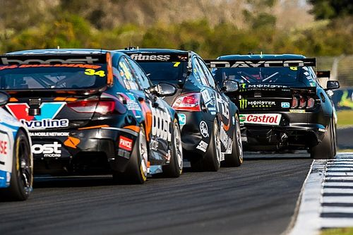 Triple Eight calls for Supercars Safety Car investigation