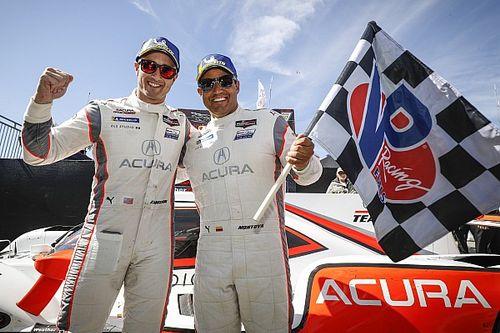 IMSA, Laguna Seca: doppietta per le Acura, la Ford vince in GTLM