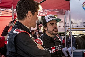 Alonso beschouwt deelname Rally van Marokko als examen