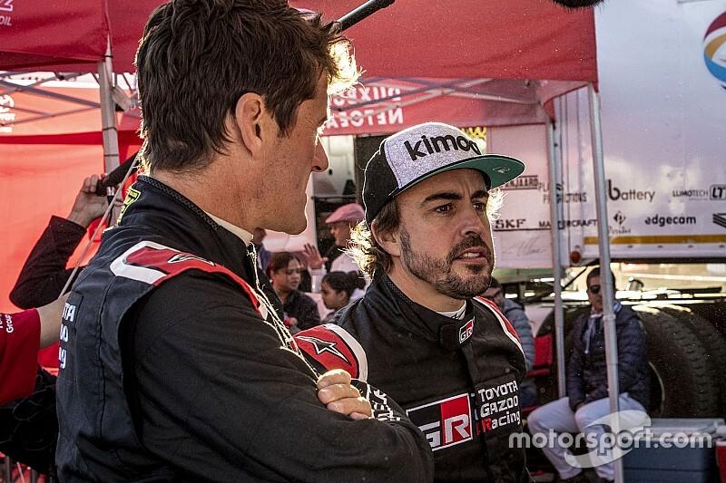 Alonso y Coma ya tienen dorsal para el Rally de Marruecos