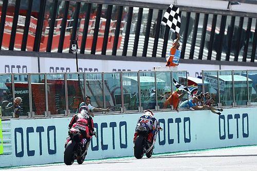 MotoGP endurece las sanciones por exceder los límites de pista