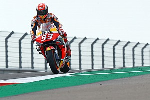Aragon MotoGP: Marquez closes on sixth title with win