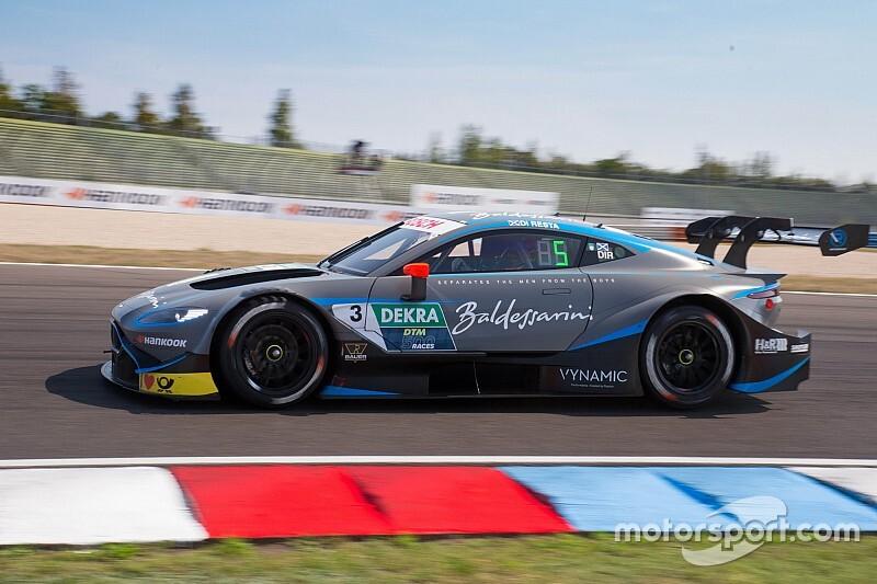 DTM bez Aston Martina