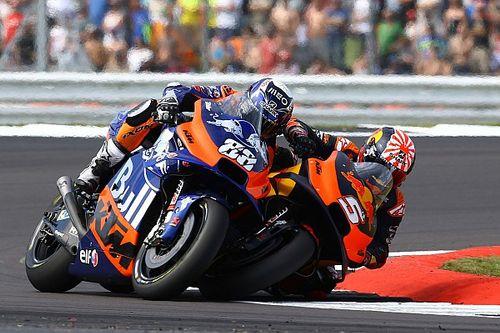 GALERIA: Veja as melhores imagens da MotoGP na Grã-Bretanha