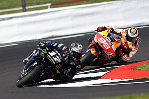 LIVE MotoGP, GP di Gran Bretagna: Warm-Up