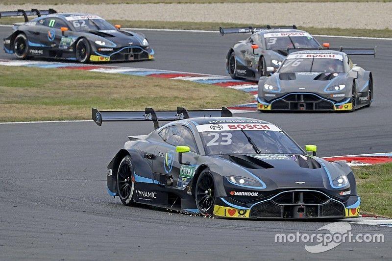R-Motorsport pulls out of DTM/Super GT joint race