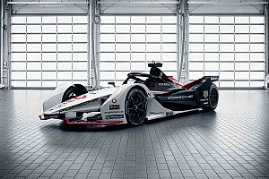 Gallery: Porsche's new Formula E car from all angles