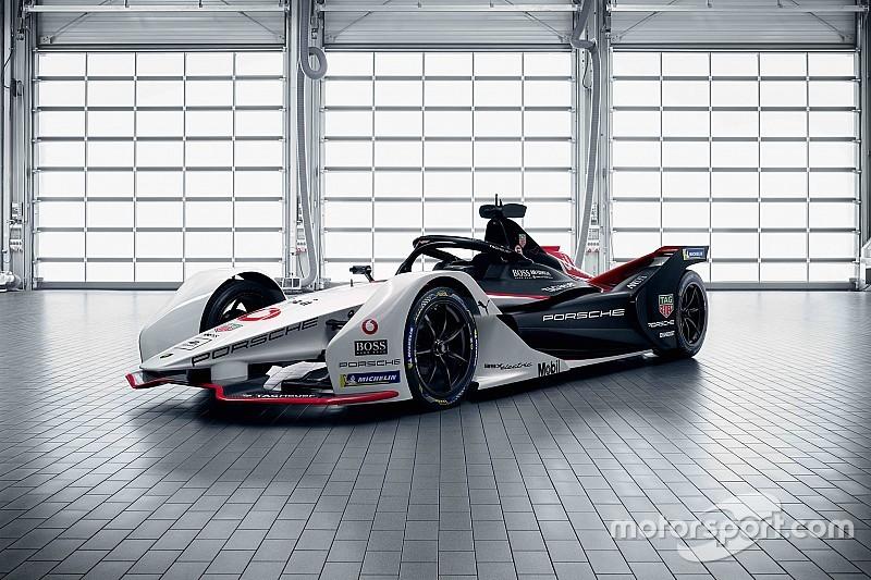 Porsche reveló el 99X Electric para correr en la Fórmula E 2019/2020