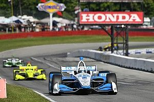 "Hunter-Reay: ""I don't know what Newgarden was thinking"""