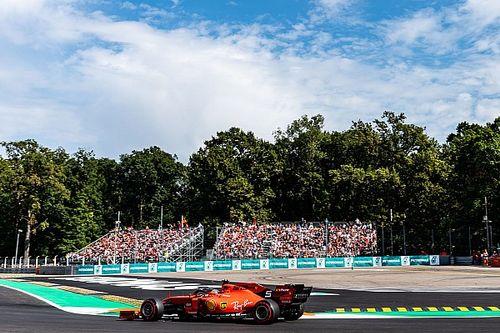 Así fue el directo el GP de Italia de F1 2019