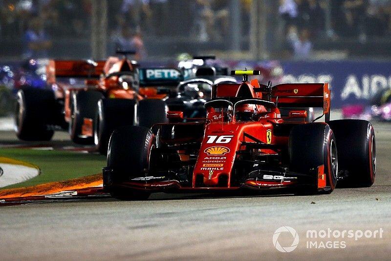 """Binotto: """"Ferrari won niet alleen door upgrades"""""""
