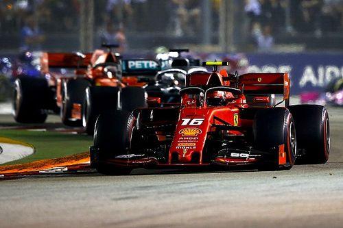 Veja como foi o GP de Singapura pela linha do tempo do Motorsport.com