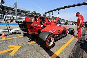 """Après la débâcle, Ferrari doit revoir ses """"processus internes"""""""