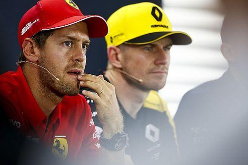 Vettel nie był brany pod uwagę