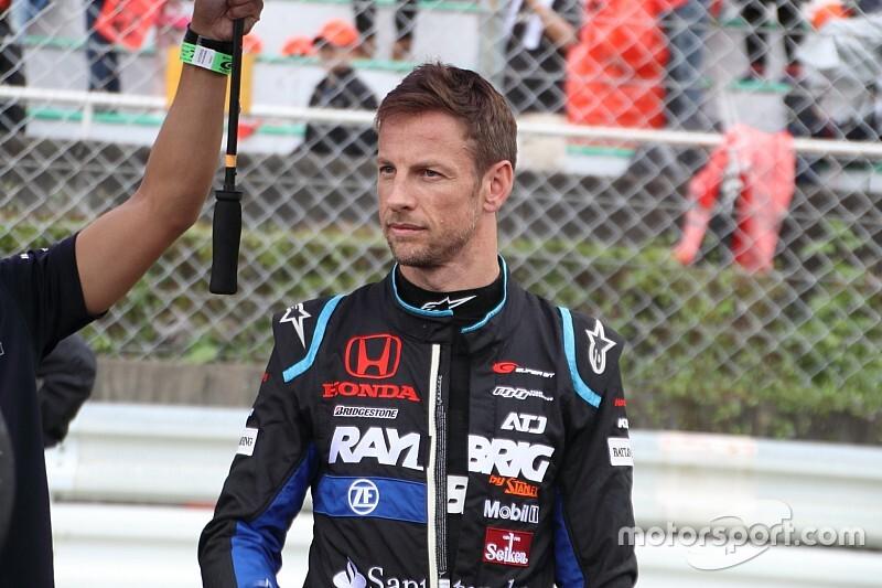 バトン、DTMゲスト参戦にやる気満々「まず彼らのライン取りからチェックだ!」