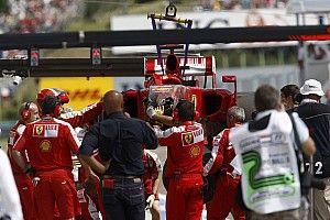 Motorsport Heroes: Massa y el día en que estuvo cerca de la muerte